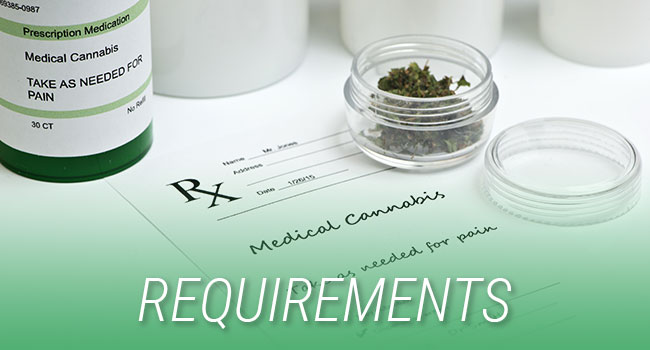 Releaf Specialists Requirements