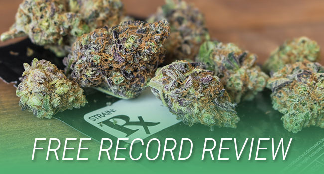 Free Record Review from Releaf Specialists